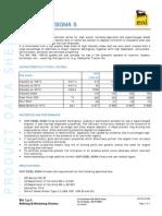 Diesel Sigma s 10w API Cdsf