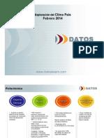 Datos Presentación Clima País_Feb 2014