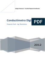 Conductímetro Digital