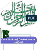 Constitutional Development