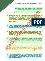 Mathematics Dynamics Applications Derivative