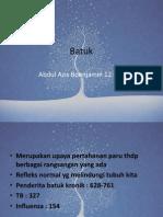 Batuk