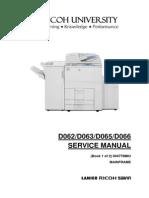 MP6001 Service Manual