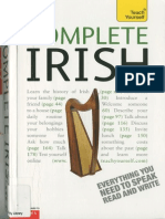 Teach Yourself Complete Irish
