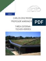 Techos Verdes Información
