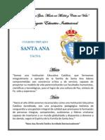 Pei Institucion Particular de Tacna