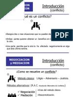 NEGOCIACION Y MEDIACION (SACLE) clase 1 .ppt