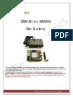 GSM Shield Datasheet Arduino Tutorial
