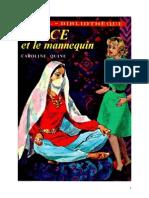 Caroline Quine Alice Roy 46 IB Alice Et Le Mannequin 1970