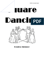 square dance curriculum project final