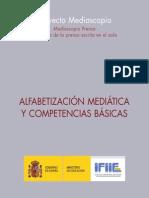 Alfabetización mediatica y competencias básicas