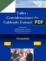 Taller Consideraciones de Cableado Estructurado (1)