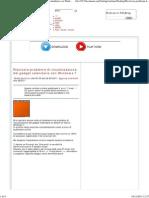 Risolvere problema di visualizzazione del gadget calendario con Windows 7 » FOLBlog