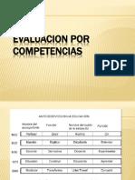 Evaluacion Por Competencias Presentacion