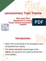 36Genitourinary Tract Trauma