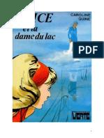 Caroline Quine Alice Roy 50 BV Alice Et La Dame Du Lac 1972