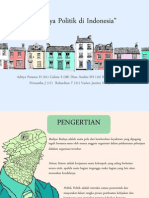 PKN - Budaya Politik Di Indonesia