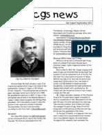 WCGS News
