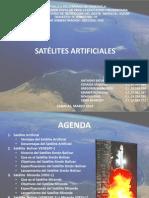 satélite artificial