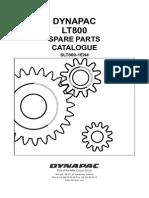 Manual de Partes Compactador Lt800 Wacker