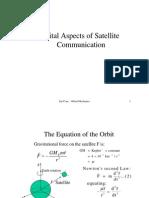 Orbital Aspects