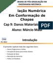 CAP 9 - Materiais