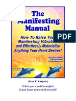 29898442 Law of Attraction eBook Manifesting Manual
