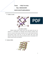 10 Bentuk Kristal Semikonduktor