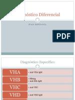 Diagnóstico Diferencial hepaptitis