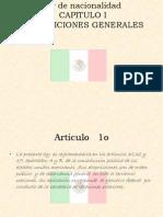 Ley de Nacionalidad