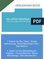 Sejarah Marga Batak