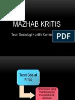 5-mazhab-kritis