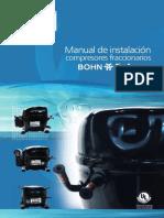 Aire Acondicionado - Manual Para Compresores Refrigeracion