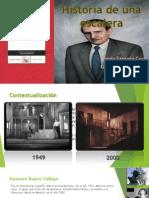 Antonio Buero Vallejo Historia de Una Escalera