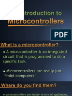 An Intro to Micro Controllers