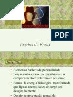 Teoria psicanalítica - Freud