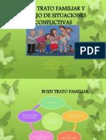 Buen Trato Familiar y Manejo de Situaciones Conflictivas