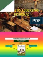 Proyecto Educativo Regional