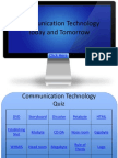 communication technology today and tomorrow