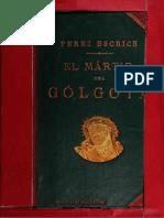 El martir del Gólgota