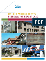 LAC Preservation Report Card 2014