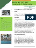 sw 630 policy briefing analysis - makekau