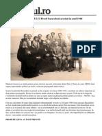 ARHIVELE COMUNISMULUI Preoţi basarabeni arestaţi în anul 1940