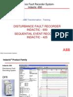 Transformation Training Material Format-DR-SER