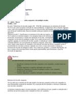 algoritmos em portugol  e C..odt