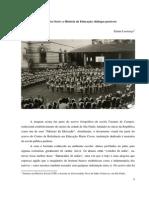 A História Oral e a História da Educação - Diálogos Possíveis