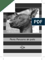 Libro Perro Peruano