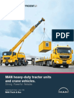 Heavy Duty and Crane Vehicles en