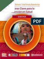 SSL Palabras Clave Quechua Cusco