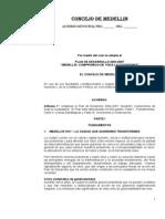 Plan de Desarrollo Medellin Antioquia 2004 2007